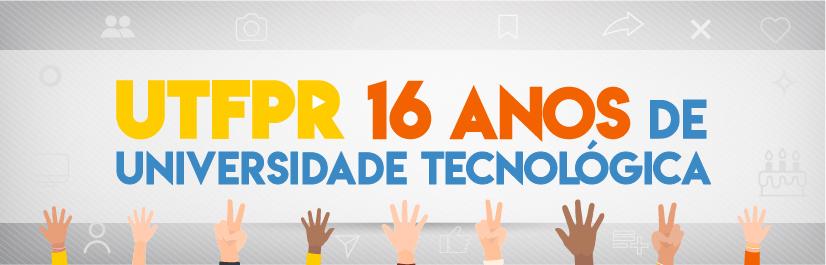 ANIVERSÁRIO UTFPR