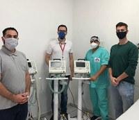 Equipe do Campus Apucarana faz manutenção em equipamentos hospitalares em UPA
