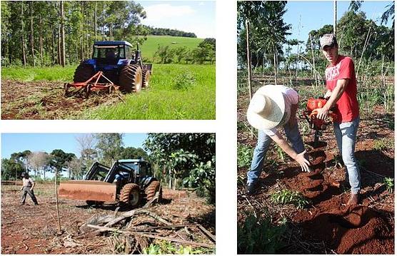 Mecanização Agrícola Florestal