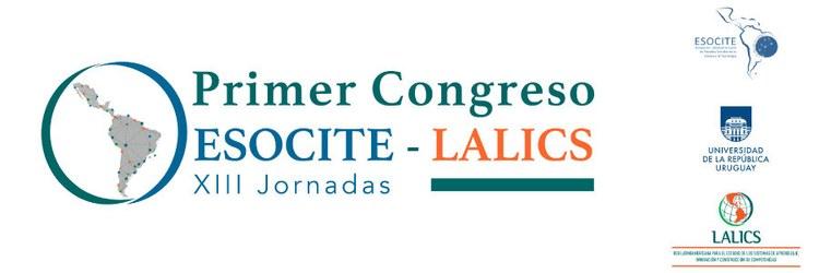 Primeiro Congresso ESOCITE-LALICS