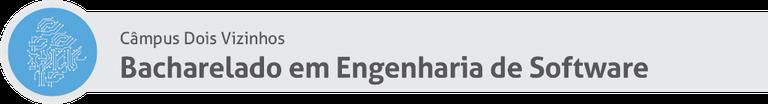 Bacharelado em Engenharia de Software DV