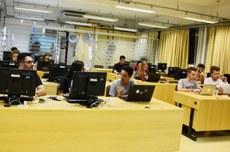 Sala de aula em Pato Branco | Foto: Decom