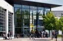 Fachada da Universidade Tecnológica de Compiègne (UTC), na França (Foto: Divulgação)