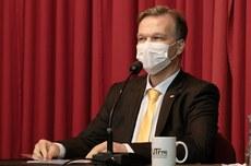 Marcos Schiefler, novo reitor da UTFPR (Foto: Decom)