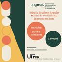 Seleção de Aluno Regular - PPGMAT Ingresso em 2022.jpg